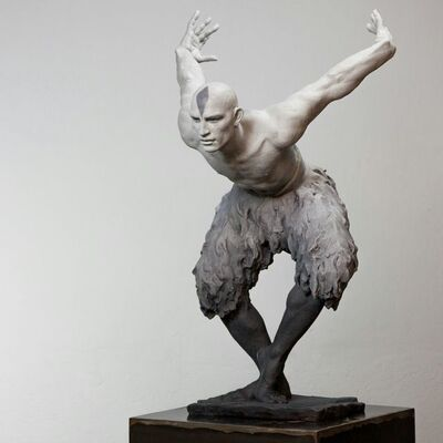Coderch & Malavia Sculptors, 'The flight of the swan', 2018