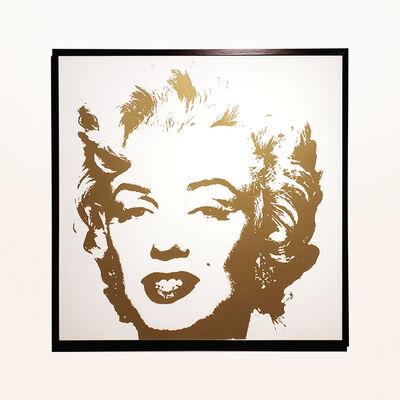 Andy Warhol, 'Golden Marilyn 11.41', 2011