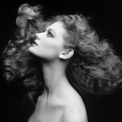 Clive Arrowsmith, 'Sophie Ward Actress', 1985