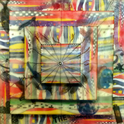 Linda Nunes, 'Marking Time II'