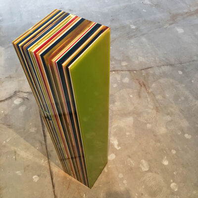 "Gavin Perry, '""Untitled"" (Column)', 2014"