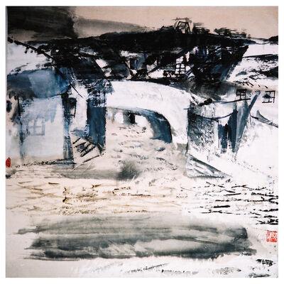 Zhang Jian-Jun 張健君, 'Jiangnan Landscape IV 江南風景-四', 1987