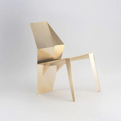 06D Atelier, 'Centaurus Sculptural Chair', 2019