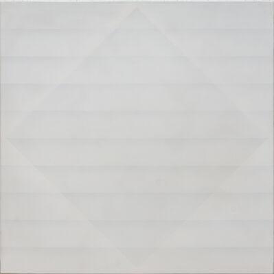 Raimund Girke, 'One of the white squares XII', 1970
