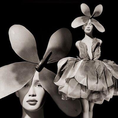 Matthew Rolston, 'Anitta, Flower Gown, New York', 1987