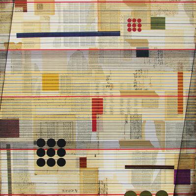 Emilio Lobato, 'Para Atras y Adelante (back and forth)', 2011