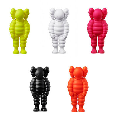 KAWS, 'WHAT PARTY Set', 2020