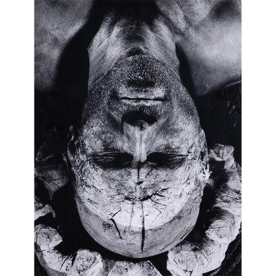 Dieter Appelt, 'Aus Errinerungsspur (tête)', 1978
