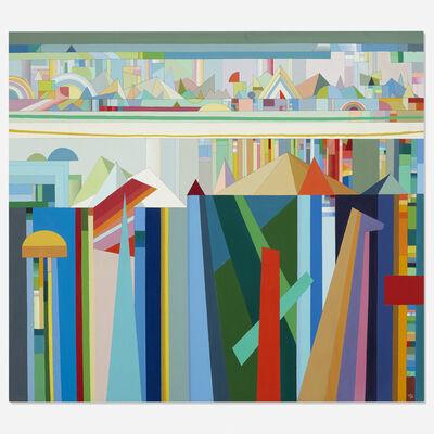 Robert S. Neuman, 'Mirage Painting', 1977