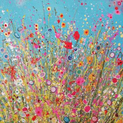 Yvonne Coomber, 'Your Heart Brings Sweet Champagne Love', 2019