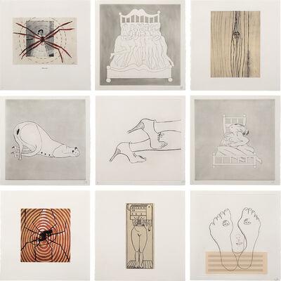 Louise Bourgeois, 'Metamorfosis (MoMA 490a-494a)', 1999