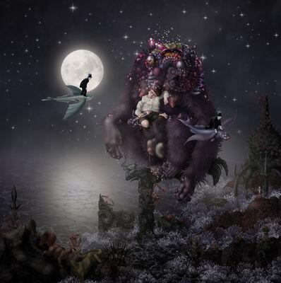 Emile Morel, 'Dans le creux de ma veluche, les nuits sont gentilles', 2011