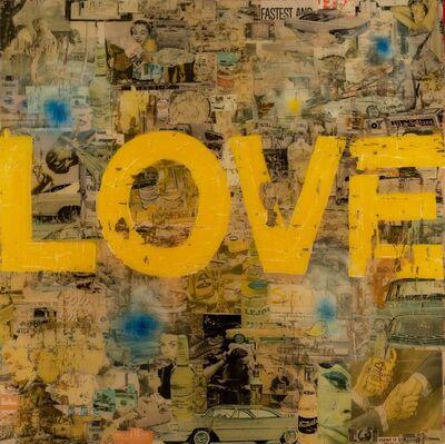 Greg Miller, 'Love 3', 2008