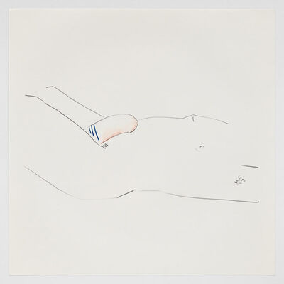 Linda Gallagher, 'Sporty Nude', 2014