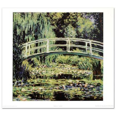 Claude Monet, 'White Waterlilies', 1990-2020