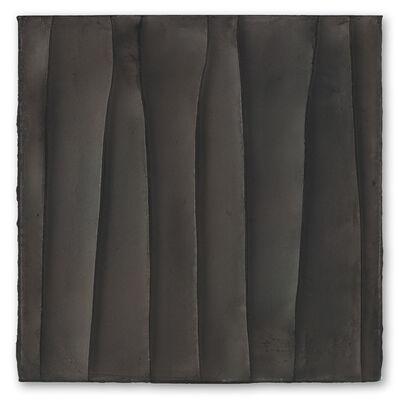 Hideaki Yamanobe, 'Black Screen Scratch 2014-1', 2014
