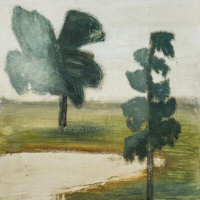 Poogy Bjerklie, 'between the trees', 2019
