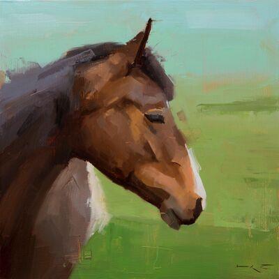 Thorgrimur Einarsson, 'American Horse 2', 2018