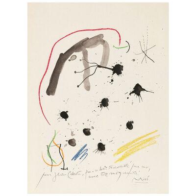 Joan Miró, 'Quelques Fleurs #6', 1964