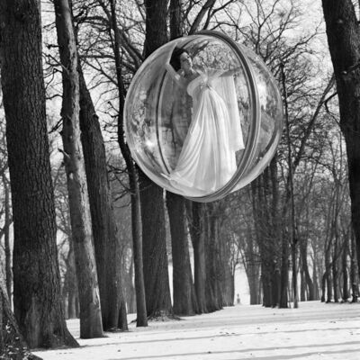 Melvin Sokolsky, 'In Trees', 1963