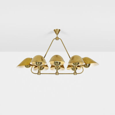 Carl Axel Acking, 'chandelier', c. 1946