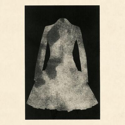 Aurore de La Morinerie, 'Manteau en cuir façon poulain imprimé vache, Hiver 2008.'