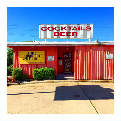 William Greiner, 'Cocktails Beer, Fort Worth TX', 2018