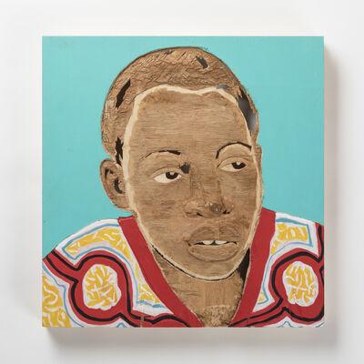 Aimé Mpane, 'Ikono Jérémie #74', 2014