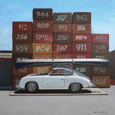 Manu Campa, 'Zwarts 356', 2019