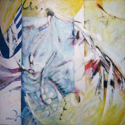Jean LeFebure, 'Composition', 1982