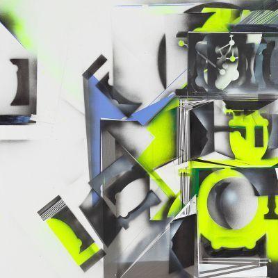 Nola Zirin, 'Construction 5', 2017