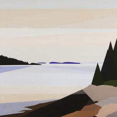 Greta Van Campen, 'Ash Point Preserve', 2020