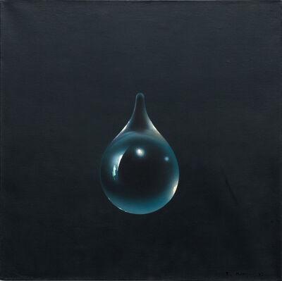Kim Tschang Yeul, 'Événement de la nuit', 1972