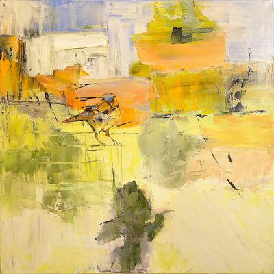 Janice Sugg, 'Swallow in a Golden Field', 2017