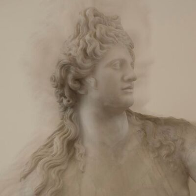 Luca Artioli, 'Roman Statue Study, 6', 2016
