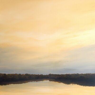 Ahzad Bogosian, 'River Reflections #1', 2018