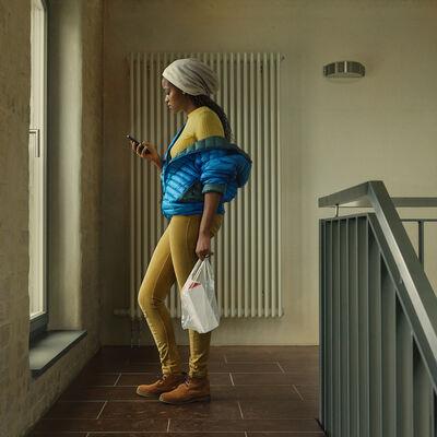 "Katerina Belkina, '""Besrat – Good News""', 2017"