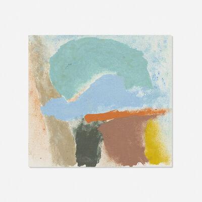 Friedel Dzubas (1915-1994), 'Glenora (Sketch)', 1976