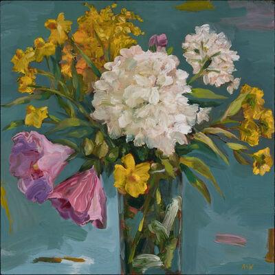 Anne Sargent Walker, 'Summer Flowers - Hydrangea', 2018