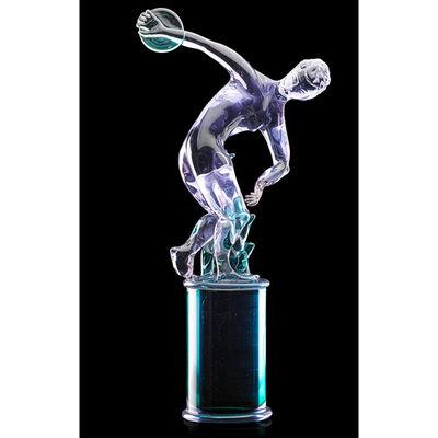 Livio Seguso, 'Discus thrower sculpture, Murano, Italy'