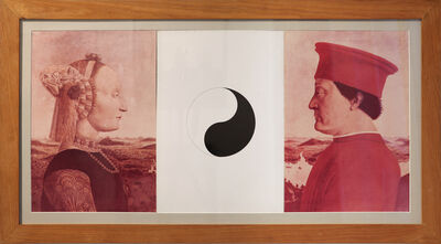 Claudio Parmiggiani, 'Yang-Yin', 1973
