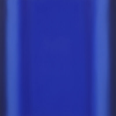Ruth Pastine, 'Blue Orange 3-S4848 (Blue Deep), Sense Certainty Series', 2014