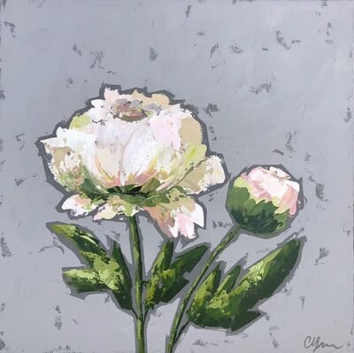 Christie Younger, 'Peonies No. 4', 2019