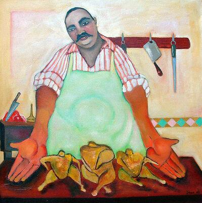 Stephen Basso, 'Butcher', ca 1998