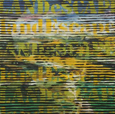 Jo Felber, 'Patrick White, Landscape', 2011