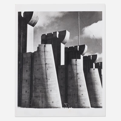 Margaret Bourke-White, 'Fort Peck Dam'