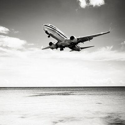 Josef Hoflehner, 'Jet Airliner #3'
