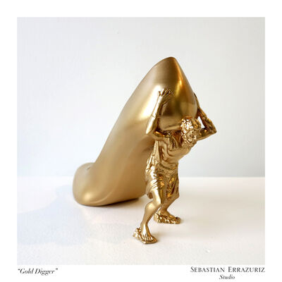 "Sebastian Errazuriz, 'The Golddigger, Alison from the series ""12 Shoes for 12 Lovers""', 2013"