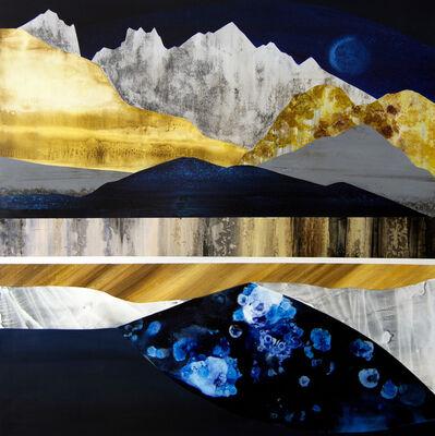Sarah Winkler, 'Beartooth at the Moon', 2020