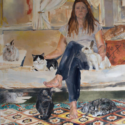 Rebecca George, 'Progeny Portrait', 2014